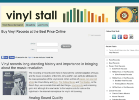 vinylstall.com