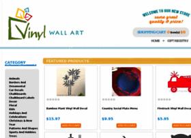 vinylwallart.com