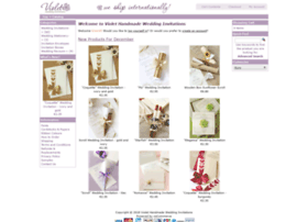 violet-weddinginvitations.com