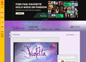 violetta.wikia.com