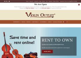 violinoutlet.com