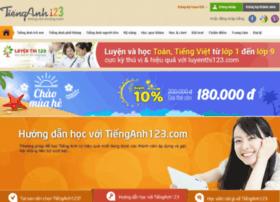 vipcard.tienganh123.com Visit site