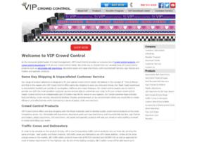 vipcrowdcontrol.com