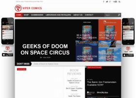vipercomics.com