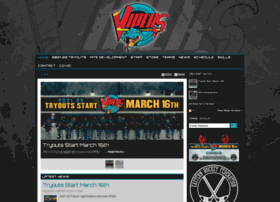 vipersicehockey.com