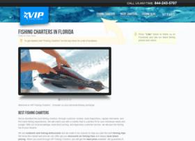 vipfishingcharters.com