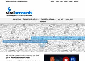 viralaccounts.com