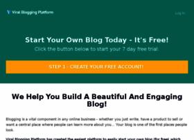 viralbloggingplatform.com