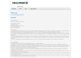 viralprint.postaffiliatepro.com