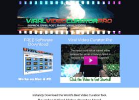 viralvideocurator.com