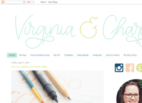 virginiaandcharlie.blogspot.com