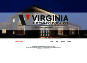 virginiaautomaticdoor.com