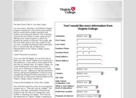 virginiacollege.search4careercolleges.com