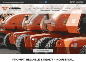 virginiaequipment.com