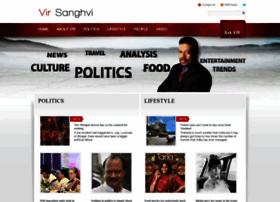virsanghvi.com