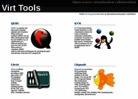 virt-tools.org