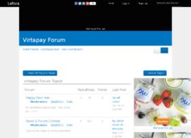 virtapay.lefora.com
