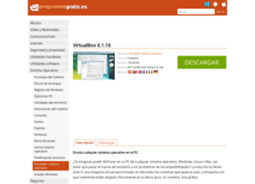 virtual-box.programasgratis.es