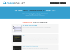 virtual-city1.forumotion.net