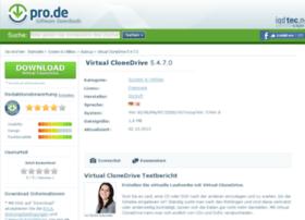 virtual-clonedrive.pro.de