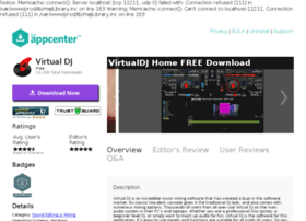 virtual-dj.theappcenter.com