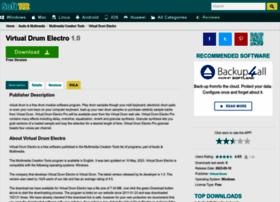 virtual-drum-electro.soft112.com
