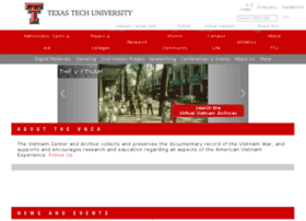 virtual.vietnam.ttu.edu