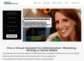 virtualassistantisrael.com