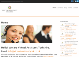 virtualassistantyork.co.uk
