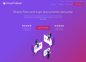 virtualcabinetportal.com