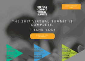 virtualconnect2015.kaltura.com