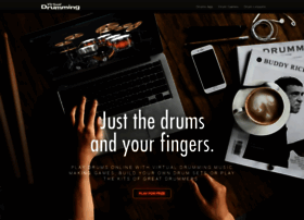 virtualdrumming.com