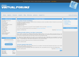 virtualforums.co.uk