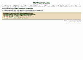 virtualherbarium.org