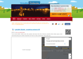 virtualni-caslavsko.cz