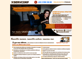 virtualoffice.servcorp.be