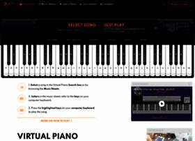 virtualpiano.net