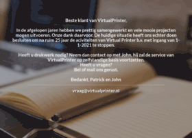 virtualprinter.nl