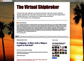 virtualshipbroker.blogspot.in