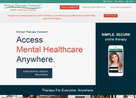virtualtherapyconnect.com