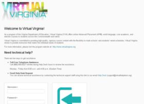 virtualvirginia.desire2learn.com