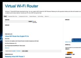 virtualwifirouter.com