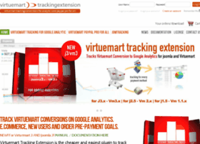 virtuemartrackingextension.com