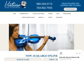 virtuososchoolofmusicandart.com