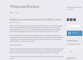 virtuoussociety.com