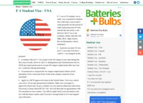 visa.graduateshotline.com