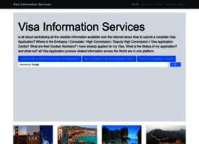 visainfoservices.com