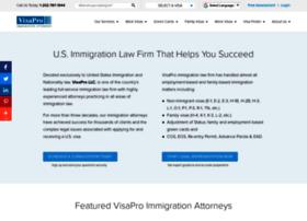visaprolaw.com