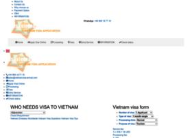 visavietnamservices.com