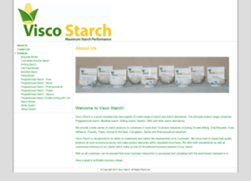 viscostarch.com